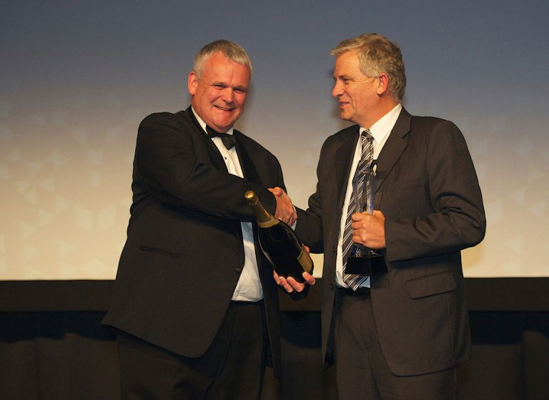2012 NZ Hi-Tech Award Winners Announced