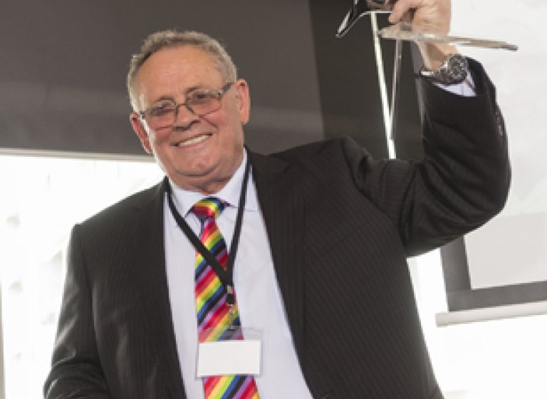Bill Buckley named as 2013 Flying Kiwi