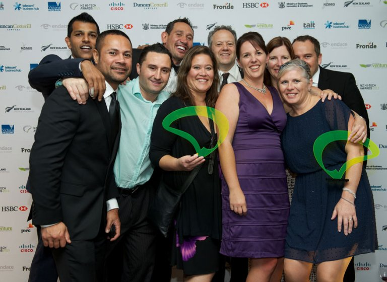 2013 NZ Hi-Tech Award  Winners Announced